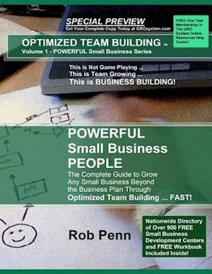 Bog, paperback Powerful Small Business People Preview af Rob Penn