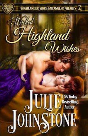 Bog, paperback Wicked Highland Wishes af Julie Johnstone