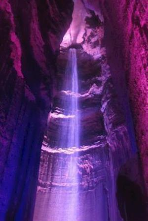 Bog, paperback Ruby Falls in Tennessee USA Journal af Cs Creations