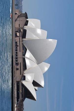 Bog, paperback Website Password Organizer Sydney Opera House in Australia af Unique Journal