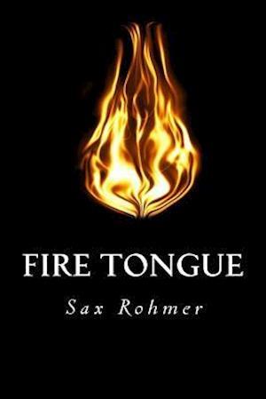 Bog, paperback Fire Tongue af Sax Rohmer