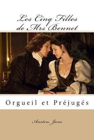 Bog, paperback Les Cinq Filles de Mrs Bennet af Austen Jane