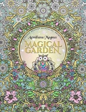 Bog, paperback Magical Garden af Aemiliana Magnus
