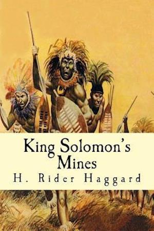 Bog, paperback King Solomon's Mines af H. Rider Haggard