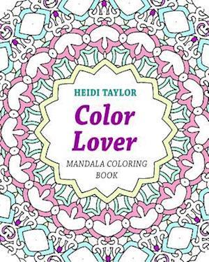 Bog, paperback Color Lover af Heidi Taylor