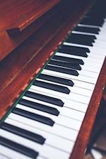 Play Me a Song Piano Journal