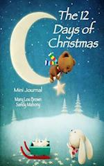 The 12 Days of Christmas Mini Journal