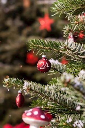 Bog, paperback Decorated Christmas Tree Journal af Cs Creations