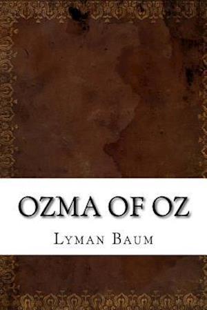 Bog, paperback Ozma of Oz af Lyman Frank Baum