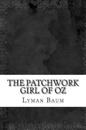 Bog, paperback The Patchwork Girl of Oz af Lyman Frank Baum