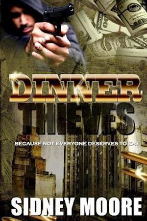 Bog, paperback Dinner Thieves af Sidney Moore