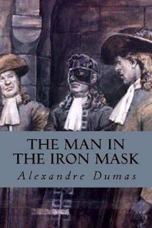 Bog, paperback The Man in the Iron Mask af Dumas Alexandre