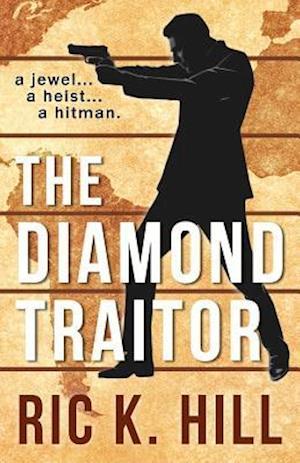 Bog, paperback The Diamond Traitor af Ric K. Hill