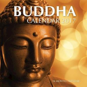 Bog, paperback Buddha Calendar 2017 af David Mann