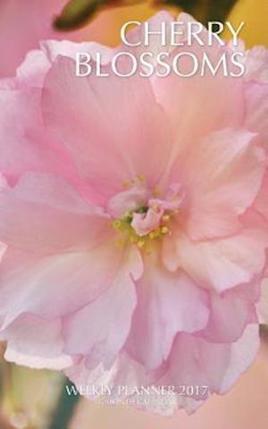 Bog, paperback Cherry Blossoms Weekly Planner 2017 af David Mann