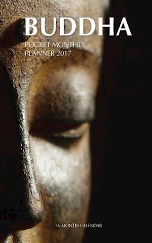 Bog, paperback Buddha Pocket Monthly Planner 2017 af David Mann