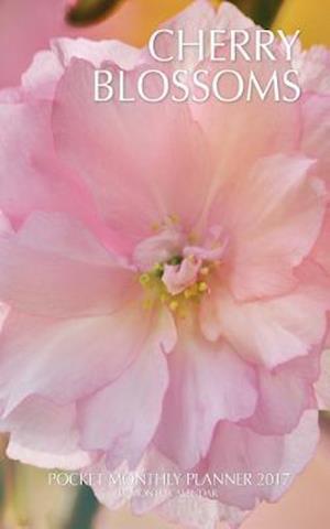 Bog, paperback Cherry Blossoms Pocket Monthly Planner 2017 af David Mann