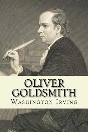 Bog, paperback Oliver Goldsmith af Washington Irving