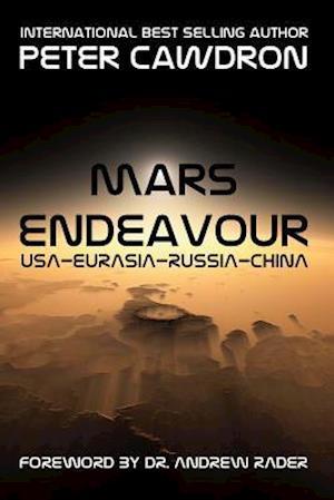Bog, paperback Mars Endeavour af MR Peter Cawdron