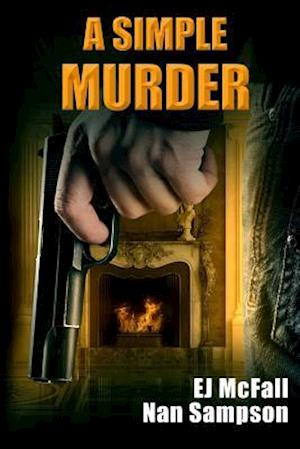 Bog, paperback A Simple Murder af Nan Sampson, Ej McFall