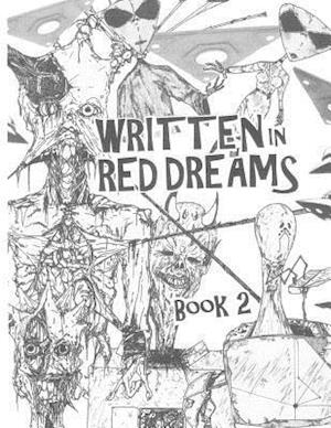 Bog, paperback Written in Red Dreams - Book 2