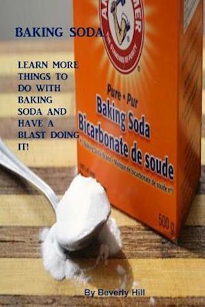 Bog, paperback Baking Soda af Beverly Hill