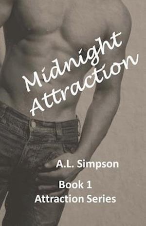 Bog, paperback Midnight Attraction af A. L. Simpson