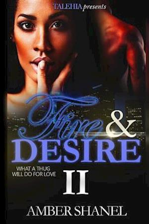 Bog, paperback Fire & Desire 2 af Amber Shanel
