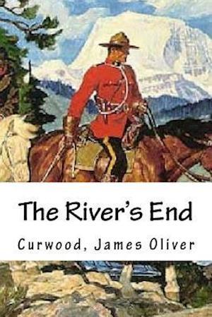 Bog, paperback The River's End af Curwood James Oliver