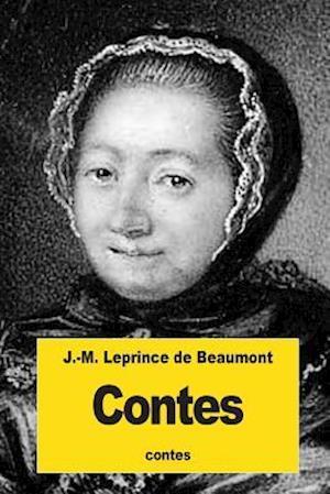 Bog, paperback Contes af Jeanne-Marie Leprince De Beaumont