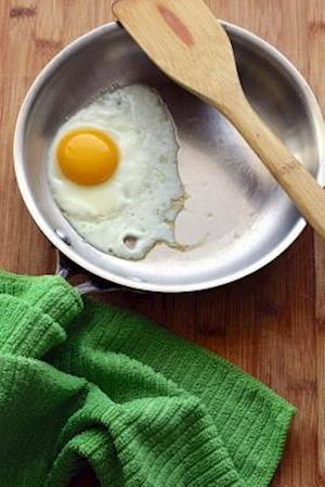 Bog, paperback Fried Egg for Breakfast Journal af Cs Creations