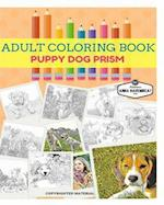 Puppy Dog Coloring Book af Anna Harembeat