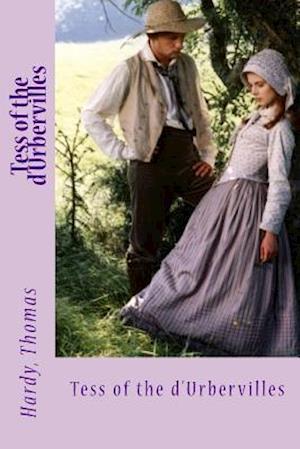 Bog, paperback Tess of the D'Urbervilles af Hardy Thomas