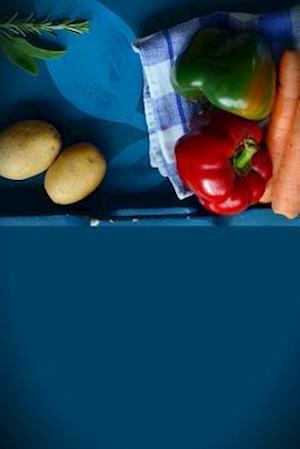 Bog, paperback Vegetables Sorted and Ready to Slice af Unique Journal