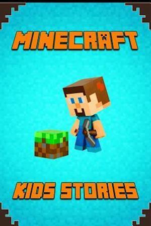 Bog, paperback Minecraft Kids Stories af Minecraft Books Paperback