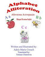 Alphabet Alliteration Bilingual Ukrainian English
