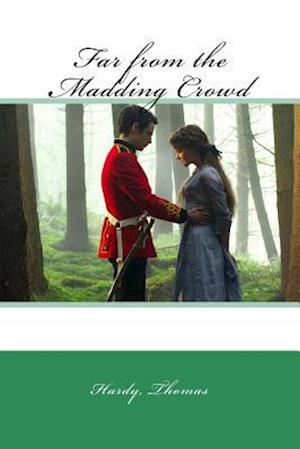 Bog, paperback Far from the Madding Crowd af Hardy Thomas