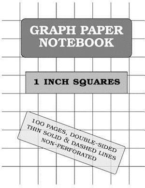 Bog, paperback Graph Paper Book af Graph Paper and More