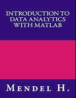 Introduction to Data Analytics with MATLAB