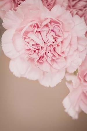 Bog, paperback Clove Pink Flower Journal af Cs Creations