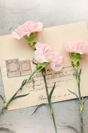 Bog, paperback Pink Carnations and Old Love Letters Journal af Cs Creations