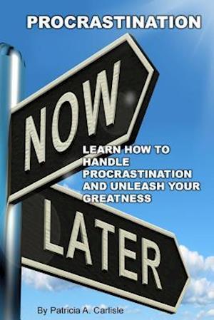 Bog, paperback Procrastination af Patricia a. Carlisle