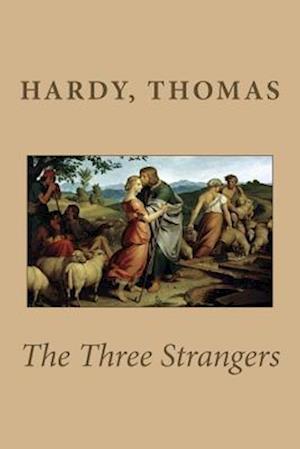 Bog, paperback The Three Strangers af Hardy Thomas