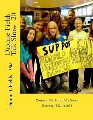 Bog, paperback Dionne Fields Talk Show 20 af Dionne L. Fields