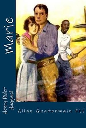 Bog, paperback Marie af Henry Rider Haggard