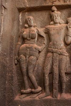 Bog, paperback Buddhist Stone Carvings in the Karle Caves in India Journal af Cs Creations
