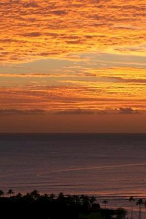 Bog, paperback Hawaiian Sunset Journal af Cs Creations
