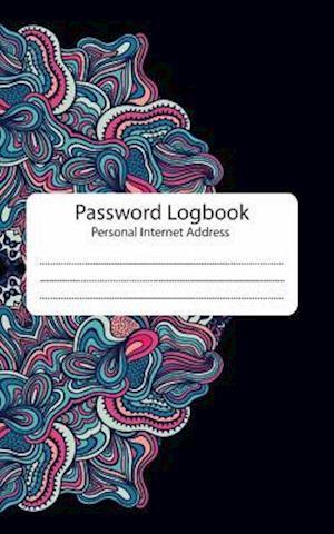 Bog, paperback Password Logbook af Peter Joko