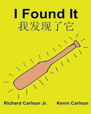 Bog, paperback I Found It af Richard Carlson Jr
