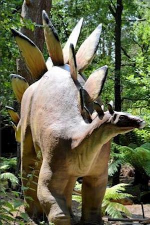 Bog, paperback Stegosaurus Dinosaur Journal af Cs Creations